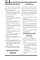 Gaggia 10000116 Operating instructions manual - Page 6