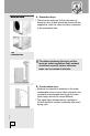 Smeg DRY72C Usermanualmanual - Page 8