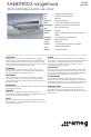 Smeg SA480T90S Operation & user's manual - Page 1