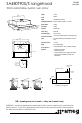 Smeg SA480T90S Operation & user's manual - Page 2