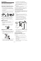 Smeg LAVATRICE LBS86F Operation & user's manual - Page 3