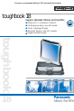 Panasonic CF-18DHAZXKM - Toughbook 18 Touchscreen PC Version Specifications - Page 1