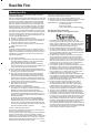 Panasonic CF-30QAP04AM - CORE2 SL9300 1.6GHZ 13.3TXGA Operating instructions manual - Page 3