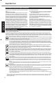 Panasonic CF-30QAP04AM - CORE2 SL9300 1.6GHZ 13.3TXGA Operating instructions manual - Page 6