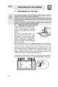Smeg GCS70XG User	manual	manual - Page 4
