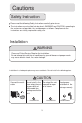 Haier 001050 Operation manual - Page 4
