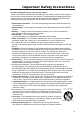 Haier P42A1-AK Owner's manual - Page 3