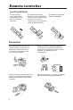 Haier P42A1-AK Owner's manual - Page 8