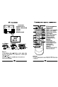Haier 21F5D Manual - Page 4