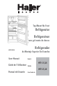 Haier 16 Operation & user's manual - Page 1
