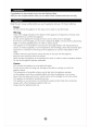 Haier HSW-032 Operation & user's manual - Page 2