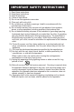 Haier HLC1 Operation & user's manual - Page 3