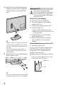 Sony KDL-26NL140 - Bravia Nl Series Lcd Television Operating instructions manual - Page 6