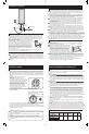 Haier ES100V-G1 Instruction manual - Page 2