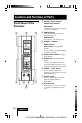 Sony MDR-DS8000 - Core Headphone System Operating instructions manual - Page 6