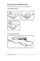 Asus K70AB Operation & user's manual - Page 5