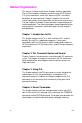 HP 1100xi - LaserJet B/W Laser Printer Technical reference manual - Page 6