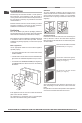 Hotpoint KSO33CX S Operating instructions manual - Page 4