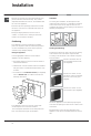 Hotpoint SY36B Operating instructions manual - Page 2
