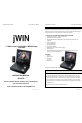jWIN JDVD768 Instruction manual - Page 1