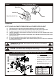 Bakers Pride BCO-E1 Install and operation instructions - Page 8