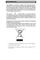 Baumatic B187BL-B Instruction manual - Page 4