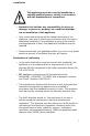 Baumatic B187BL-B Instruction manual - Page 7