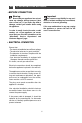 DeDietrich Microwave oven Operation & user's manual - Page 6