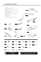 York Fitness diamonddumbell bench Owner's manual - Page 6