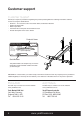 York Fitness Warrior 2 in 1 Owner's manual - Page 4