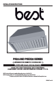 Best PKEX22 SERIES Installation instructions manual - Page 1