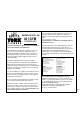 York Fitness 401 Assembly instructions manual - Page 3