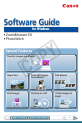 Canon 7920A001 - GL 2 Camcorder Software manual - Page 1