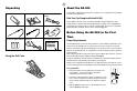 Casio E-Con EA-200 Operation & user's manual - Page 5