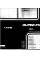 Casio FX-100D Operation & user's manual - Page 1