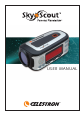 Celestron SkyScout Operation & user's manual - Page 1