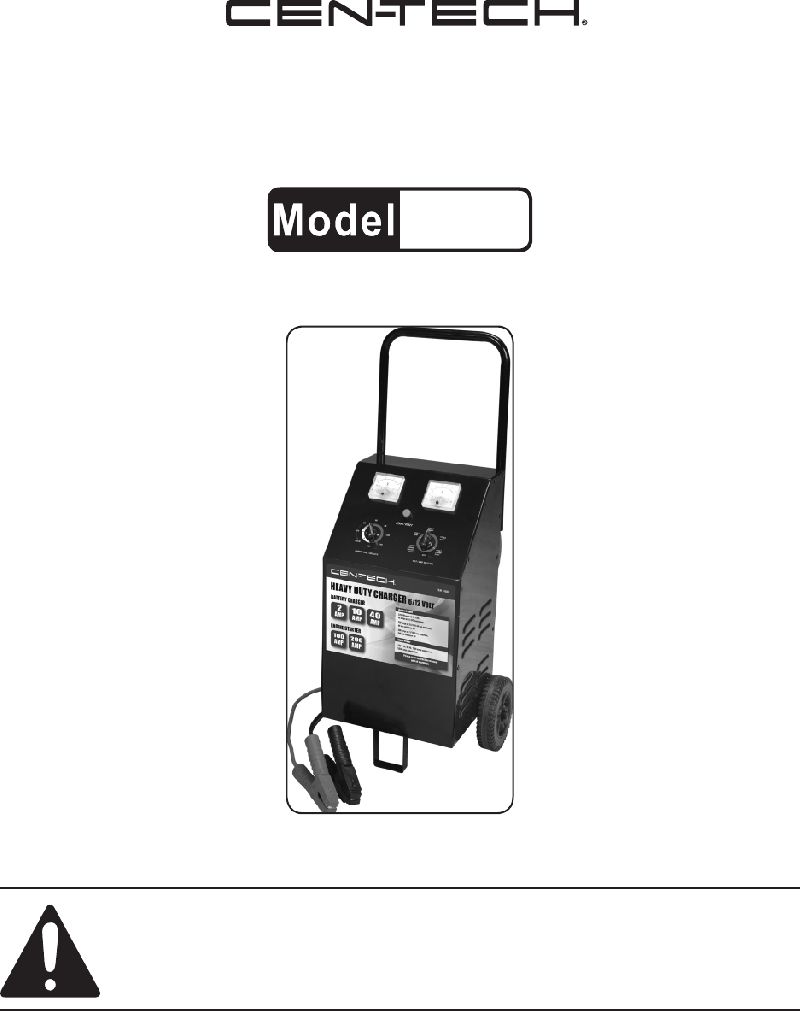 Leisure Battery Set Up Manual Guide